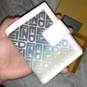 Rare Fendi Ombré wallet